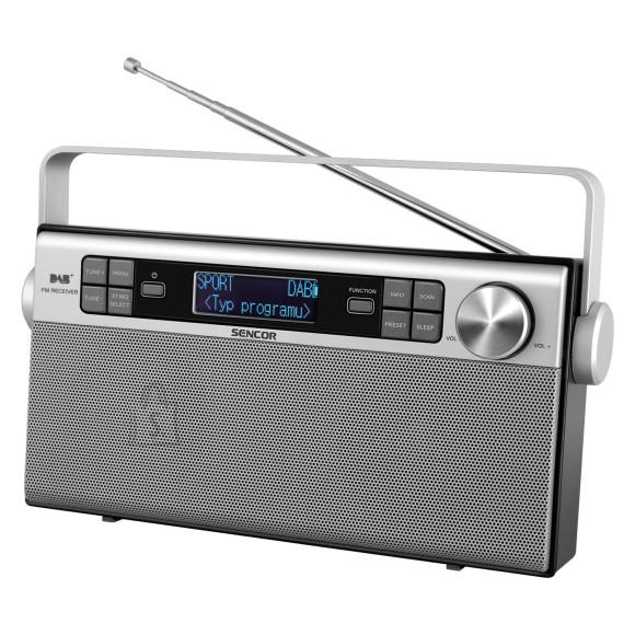 Sencor Raadio DAB+ Sencor SRD6600