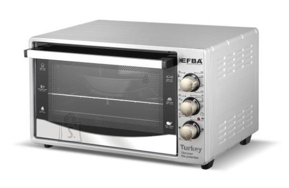 Miniahi EFBA2803DS hõbe
