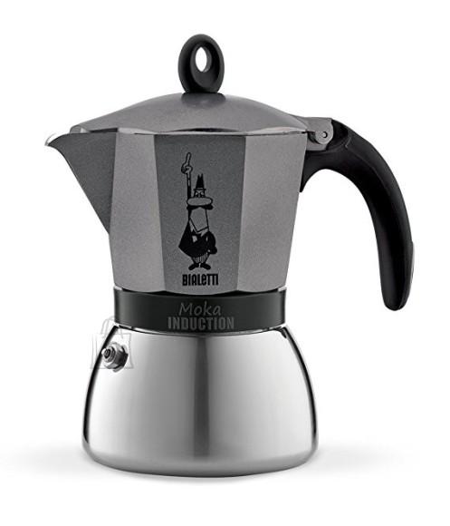 Bialetti Espressokann Bialetti Moka 9 tassile induktsioonpliidile antratsiithall