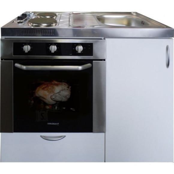 Miniköök ahjuga MKB/C 100 (vasak)