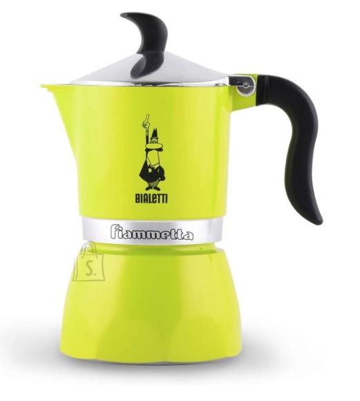 Bialetti Espressokann Bialetti Fiammetta 3 tassile laim