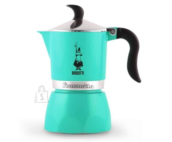 Bialetti Espressokann Bialetti Fiammetta 3 tassile roheline