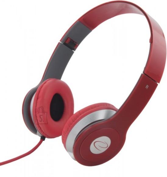 Esperanza Kõrvaklapid Esperanza EH145R, punane