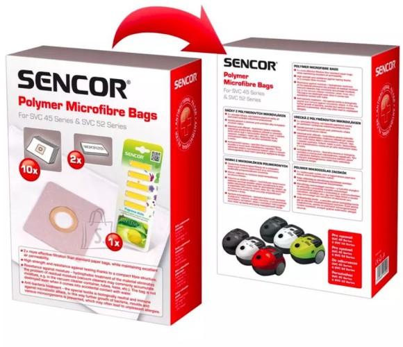 Sencor Tolmukott Sencor SVC45, SVC52 (10tk) + lõhnapulgad (5 tk) 41000684