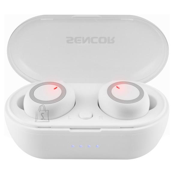 Sencor Bluetooth kõrvaklapid Sencor SEP510BTWH valge