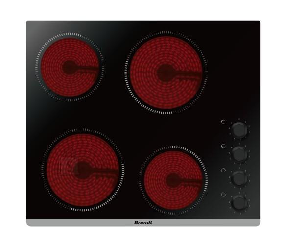 Brandt Keraamiline pliidiplaat Brandt BPV6410B