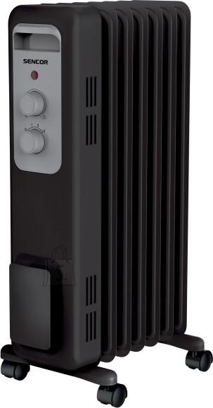 Sencor Elektriline õliradiaator Sencor SOH3307BK, must