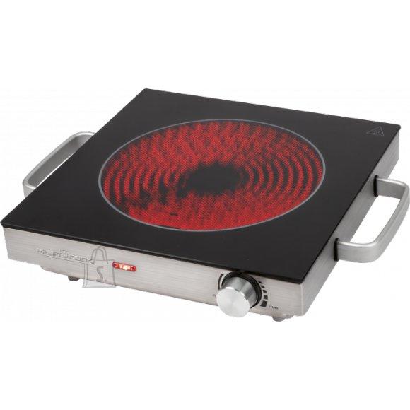 ProfiCook Keraamiline lauapliit ProfiCook PCEKP1210, 1 tsooniga