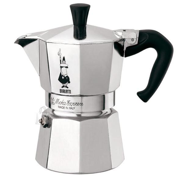 Bialetti Espressokann Bialetti Moka express 3 tassile