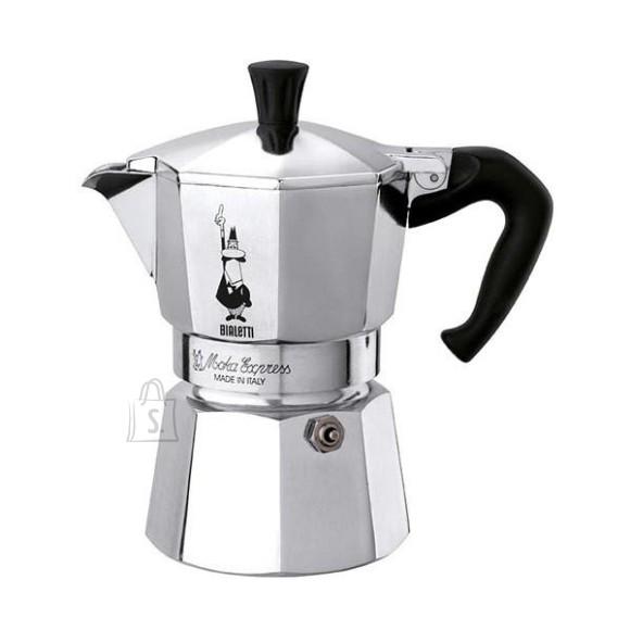 Bialetti Espressokann Bialetti Moka express 2 tassile