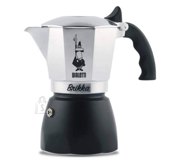 Bialetti Espressokann Bialetti Brikka 4 tassile
