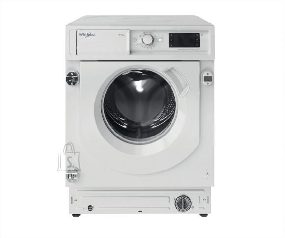 Whirlpool Integreeritav kuivatiga pesumasin Whirlpool BIWDWG751482