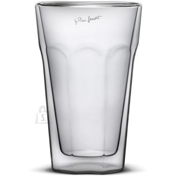 Lamart Boorsilikaadist klaasid VASO 450 ml 2 tk Lamart LT9024