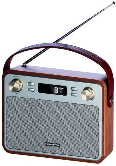 Raadio Manta RDI915X
