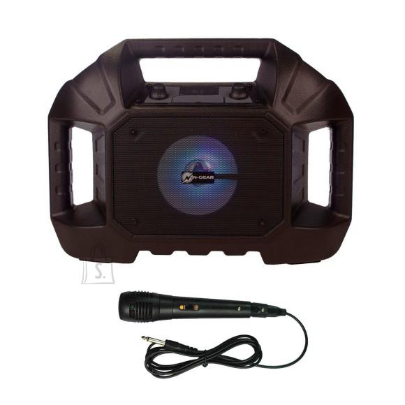 Bluetooth kõlar N-Gear The B, must