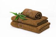 Dossa bambusrätikute komplekt pruun