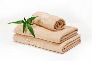 Dossa bambusrätikute komplekt beež