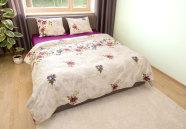 Dossa bambus voodipesukomplekt Nerissa - 5 suurust