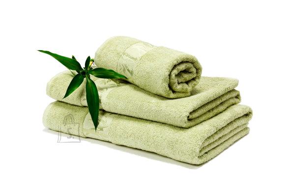 Dossa bambusrätikute komplekt oliivi roheline