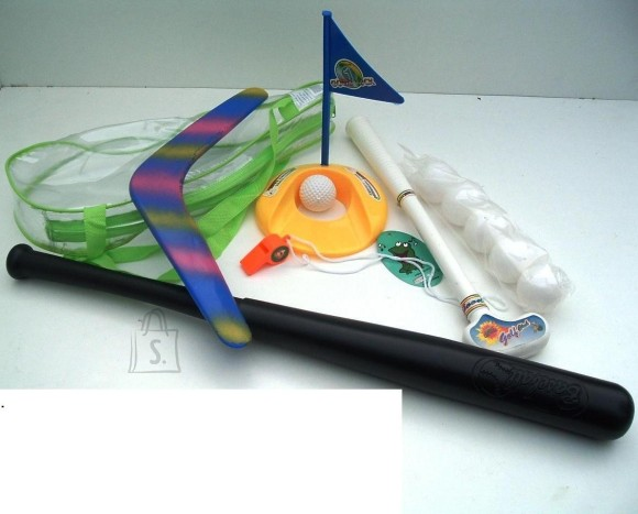 Golf, pesapall, bumerang 2826