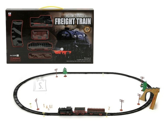 10590. RAUDTEE KOMPLEKT FREIGHT TRAIN