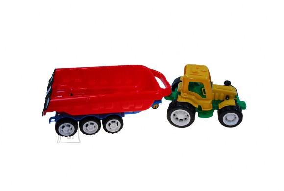 Traktor käruga 102cm 1425