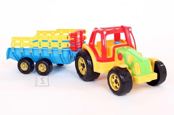 Traktor käruga Raider 3791