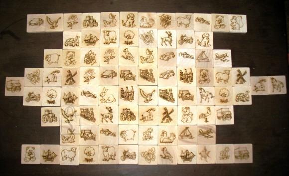 144 PILTIDEGA PUUKLOTSI MAHJONG, MEMORIIN 0013