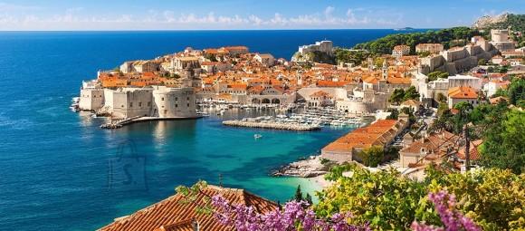 Castorland 060283. Puzzle 600 Dubrovnik, Croatia