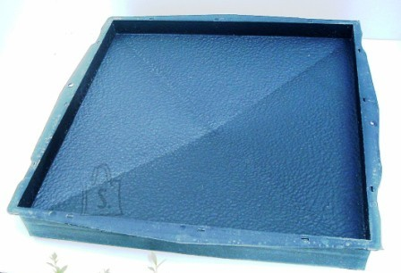 92/1b  PLASTVORM MÜTS POSTILE  49,0x49,0x6,5cm