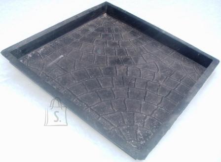 PLASTVORM PLAAT  30x30x3cm 71/6 (18/2)