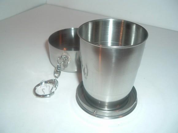 4912-S. Kokkukäiv metallist joogitops võtmerõngaga