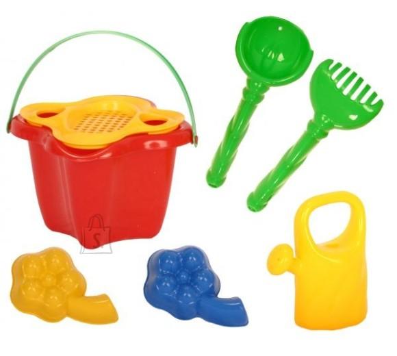 Ämber, kastekann, reha, kühvel, sõel ja vormid 5126