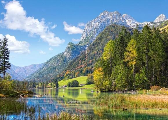 Castorland 300273. Puzzle 3000 Alpide mäestik