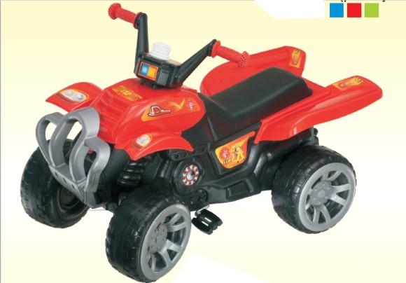6984. PEDAALIDEGA ATV 95X66x48cm