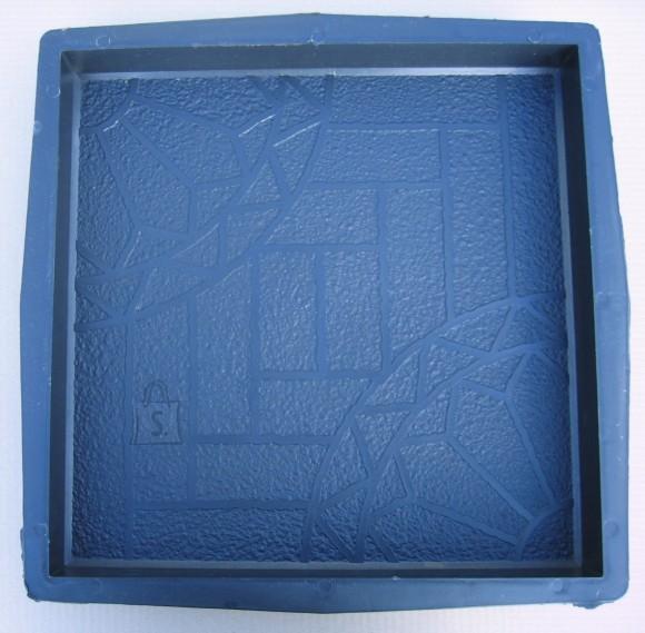 PLASTVORM PLAAT 40x40x5cm (parkett kaartega) 72/9 8F