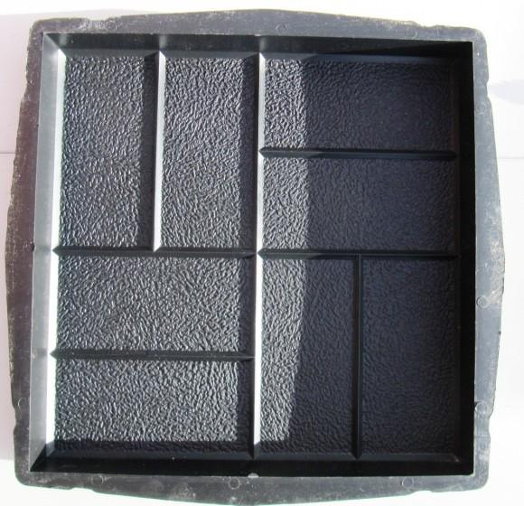 PLASTVORM PLAAT 40x40x5cm (parkett krobeline) 72/7-2