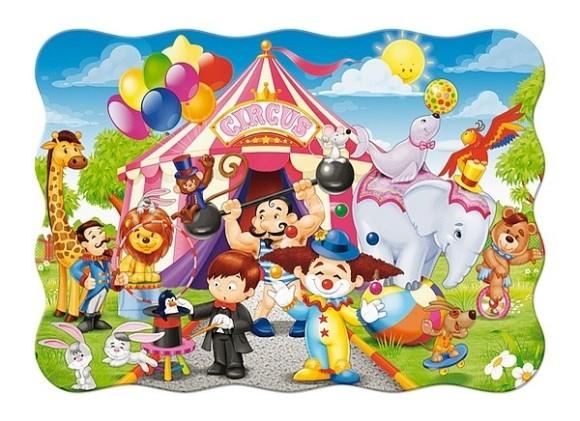 Castorland Puzzle 30 The Circus 03419