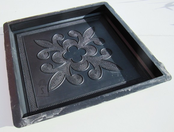 PLASTVORM PLAAT 30,0 x 30,0 x 3,0 cm (ornament)