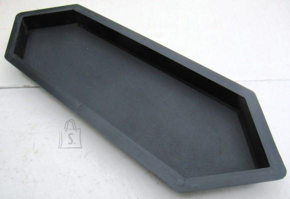 30/4 PLASTVORM VAHETÜKK 12x42x3cm PLAATIDELE MÕÕTUDEGA 30x30x3cm