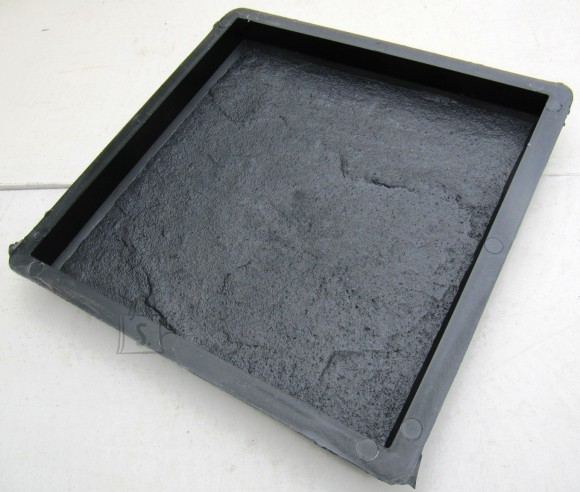 71/14 (17/5) PLASTVORM PLAAT GRANIIT  25x25x2,5cm