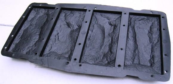 52/11 PLASTVORM 4 KATTEPLAADILE PAEKIVI 7,6x16,2x2cm