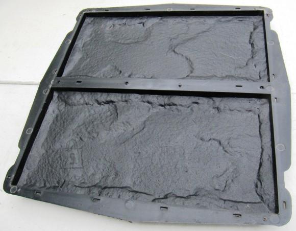 52/16 PLASTVORM 2 KATTEPLAADILE PAEKIVI 16,2x33,4x2cm