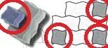 5/1. PLASTVORM UNIKIVI  2 POOLIKUT 11,8x10,3x8cm