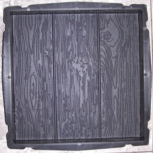 PLASTVORM PLAAT  40x40x5cm (puit)