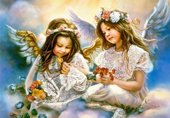 Castorland 151394. Puzzle 1500 Gift from an Angel
