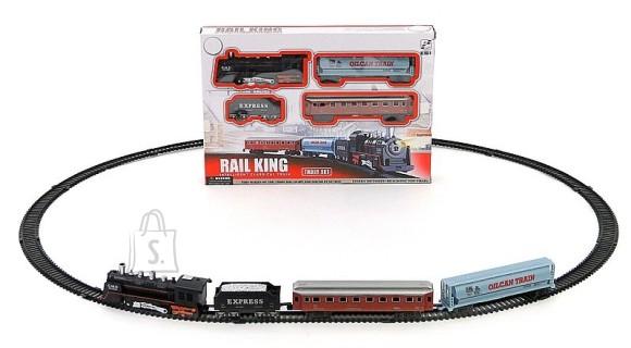 RAUDTEE KOMPLEKT RAIL KING 9875