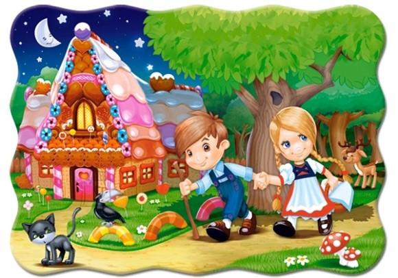 Castorland Puzzle 30 Hansel and Gretel 03532