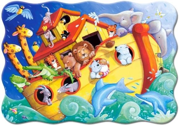 Castorland Puzzle 30 Noah's Ark 03556