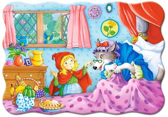 Castorland Puzzle 30 Little Red Riding Hood 03655
